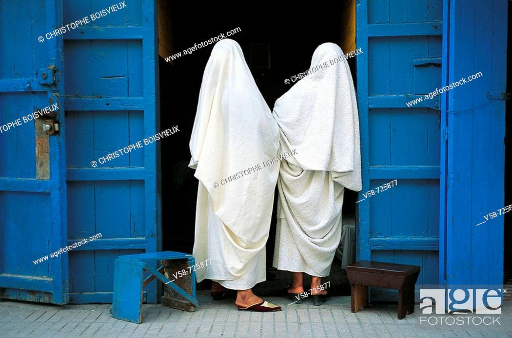 Stock Photo: Essaouira. Morocco.