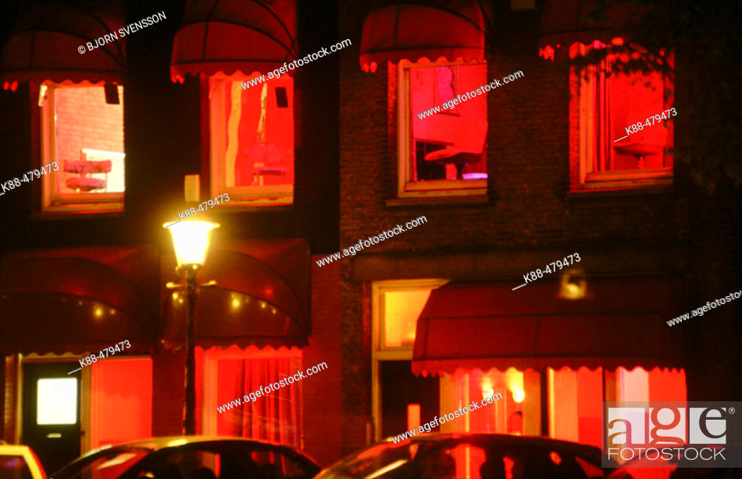 window prostitution amsterdam