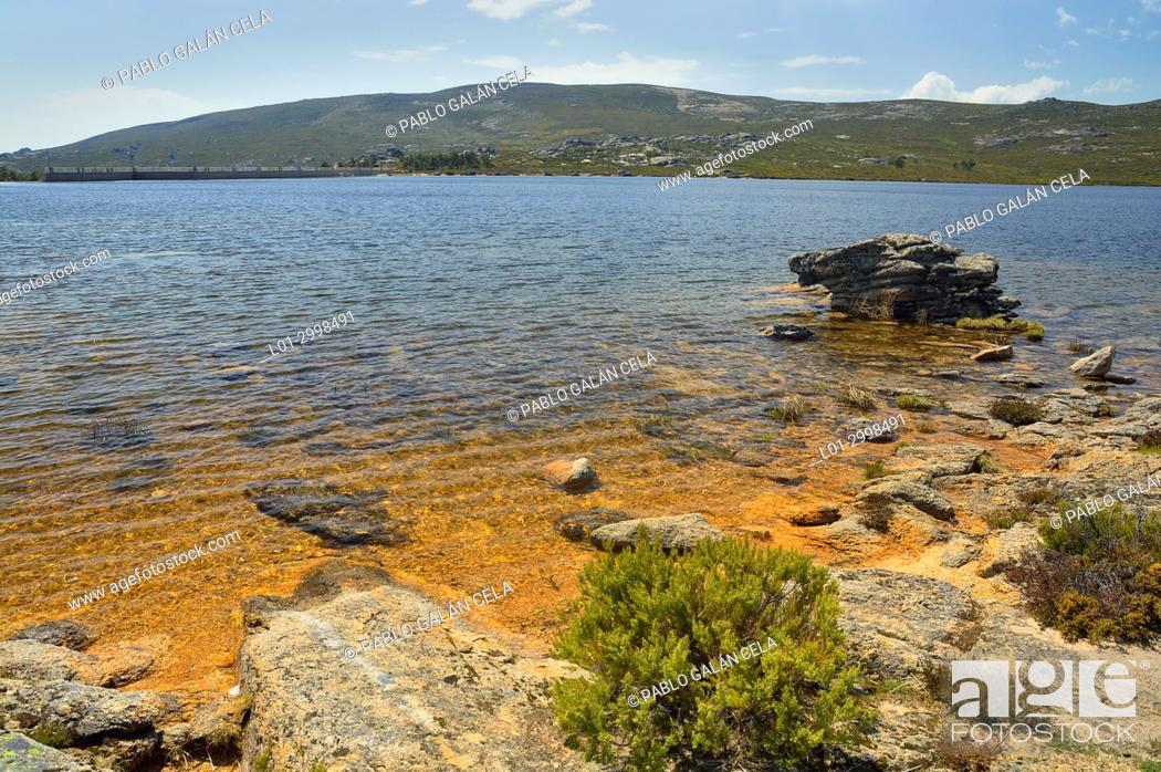 Imagen: Lago de Viriato. Serra da Estrela. Portugal.