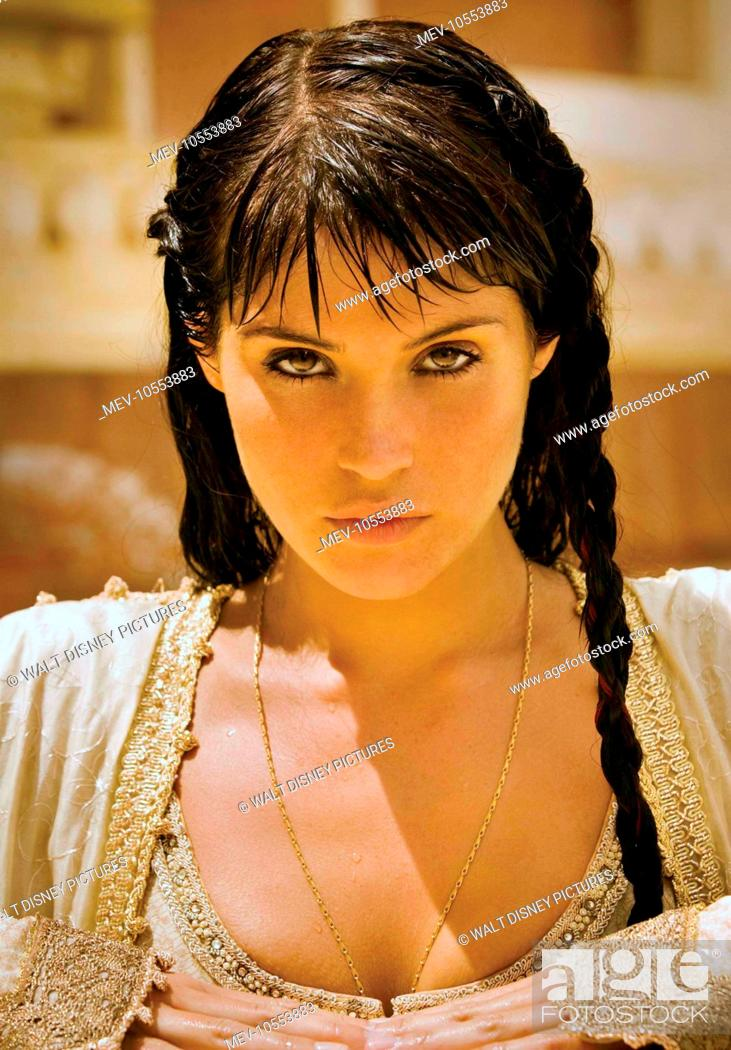 Prince Of Persia The Sands Of Time Gemma Arterton Prince Of Persia The Sands Of Time Stock Photo Picture And Rights Managed Image Pic Mev 10553883 Agefotostock