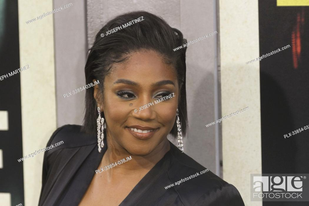 "Imagen: Tiffany Haddish at Warner Bros. Pictures' """"The Kitchen"""" Premiere held at the TCL Chinese Theatre, Los Angeles, CA, August 5, 2019."
