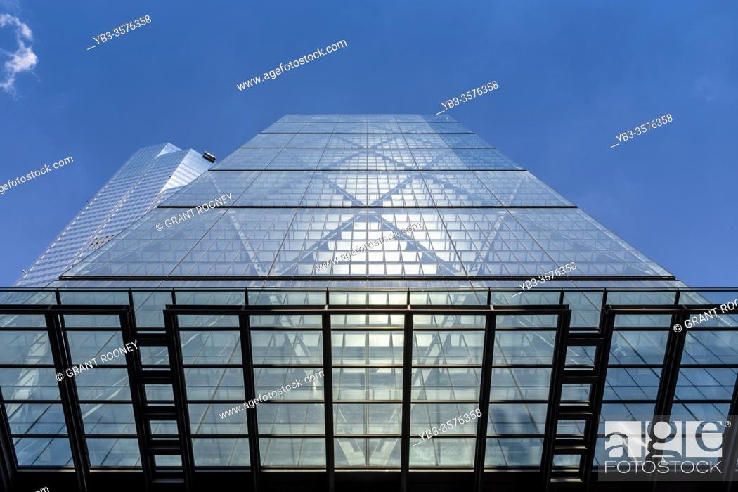 Imagen: The Leadenhall Building (The Cheesegrater) London, England.