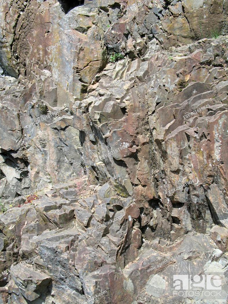 Stock Photo: stone background.