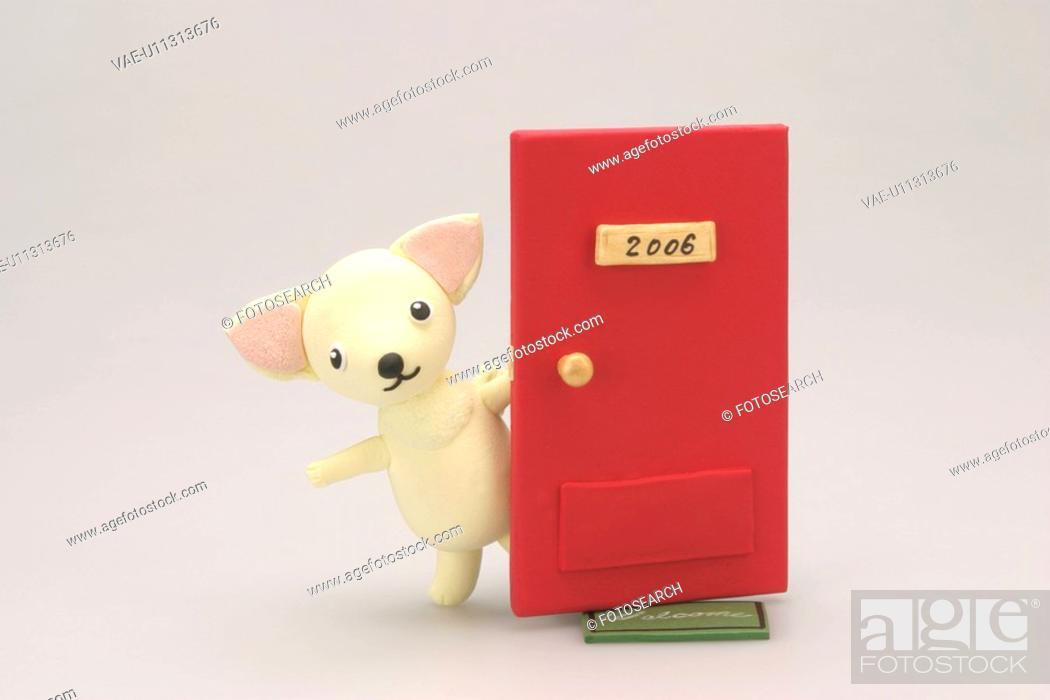 Stock Photo: Zodiac Sign Wild Boar.