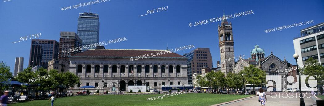 Stock Photo: Boston MA.