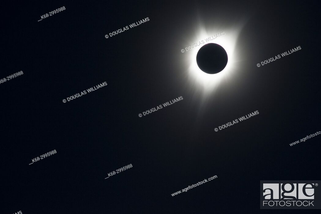 Stock Photo: eclipse of the sun.