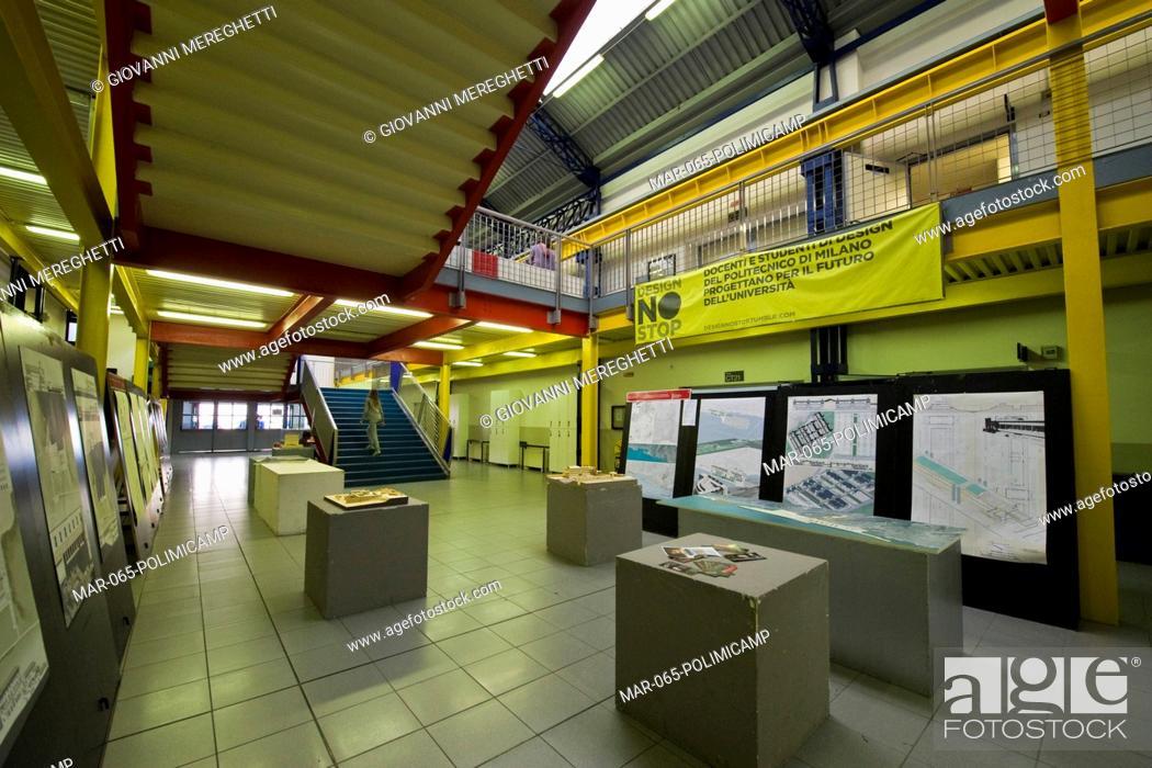 Universita interior design politecnico milano for Politecnico milano design della moda