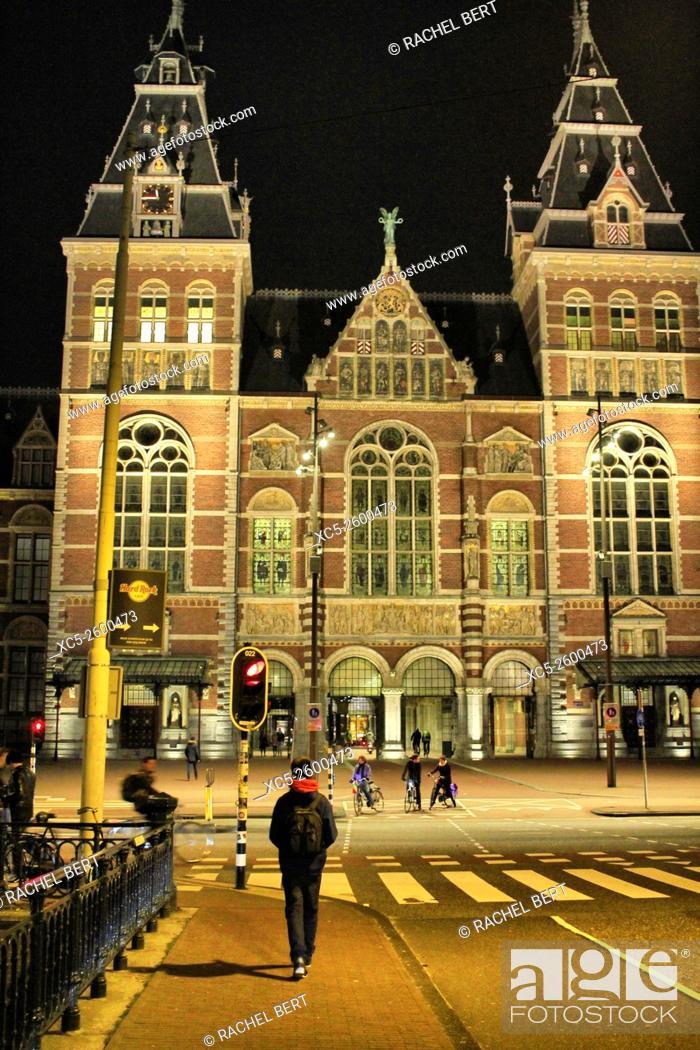 Stock Photo: Amsterdam, Holland, Europe.