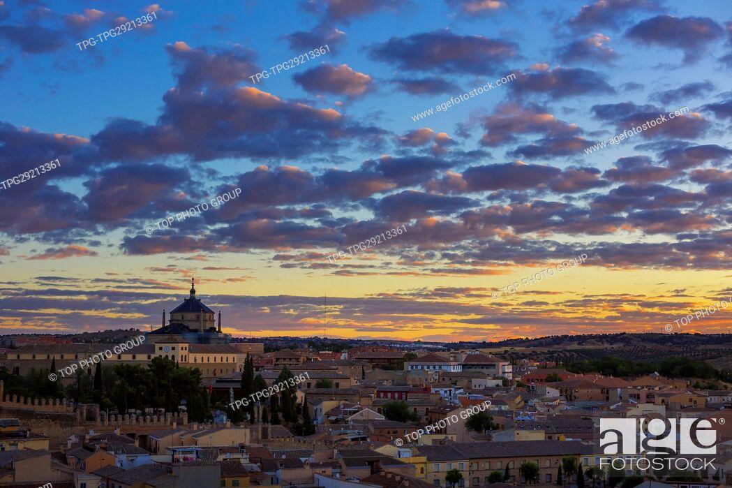 Imagen: Ancient city of Toledo.