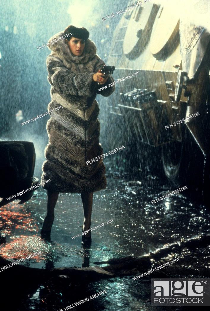 Stock Photo: Sean Young, 'Blade Runner' 1982 Warner.