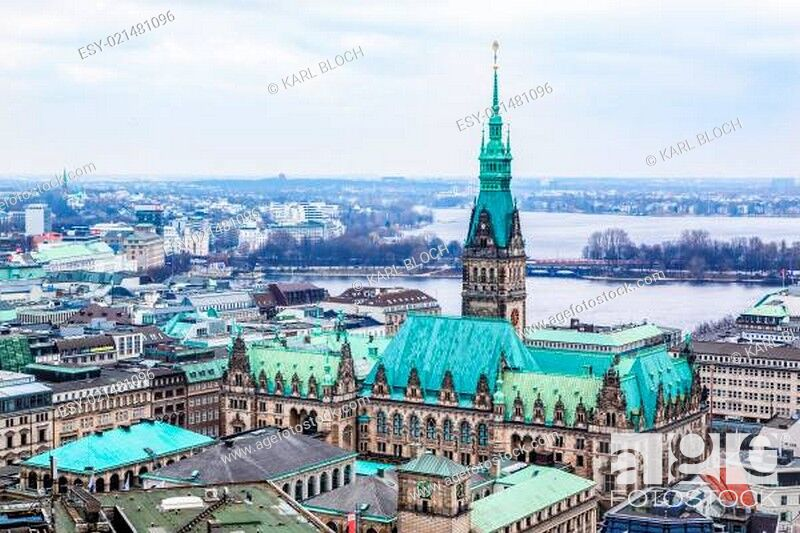 Stock Photo: Hamburg.