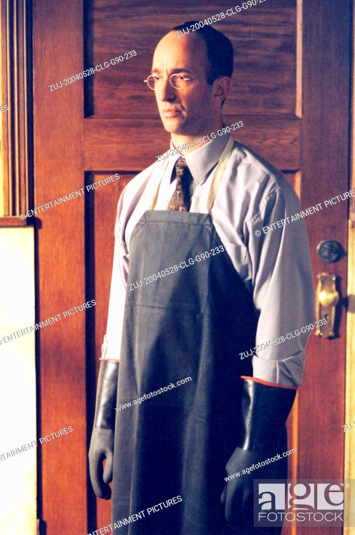 Stock Photo: RELEASE DATE: May 28, 2004. MOVIE TITLE: The Burial Society. STUDIO: Astral Films. PLOT: In The Burial Society, Sheldon Kasner.