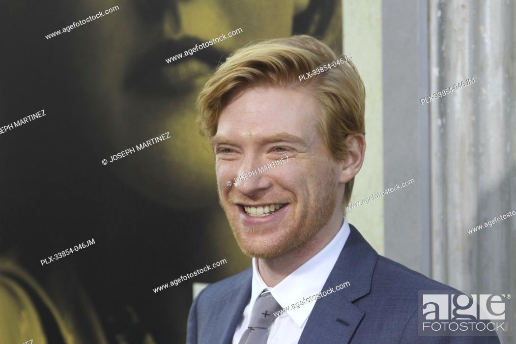 "Stock Photo: Domhnall Gleeson at Warner Bros. Pictures' """"The Kitchen"""" Premiere held at the TCL Chinese Theatre, Los Angeles, CA, August 5, 2019."