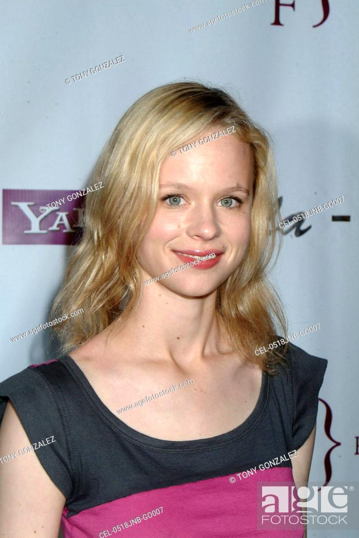 Thora Birch At Arrivals For Birthday Bash For Shane West And