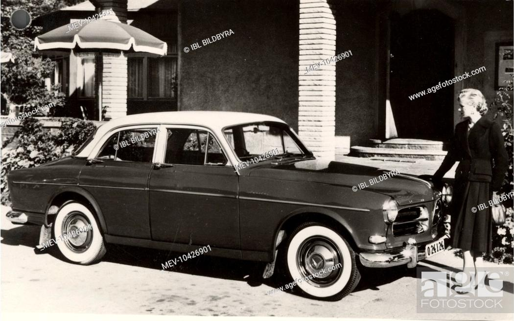 Volvo Amazon 1956 Stock Photo Picture And Rights Managed Image Pic Mev 10426901 Agefotostock
