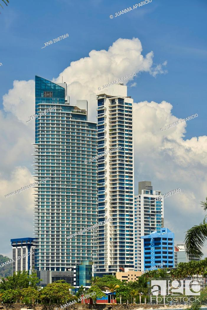 Stock Photo: Panama City, Republic of Panama, Central America.