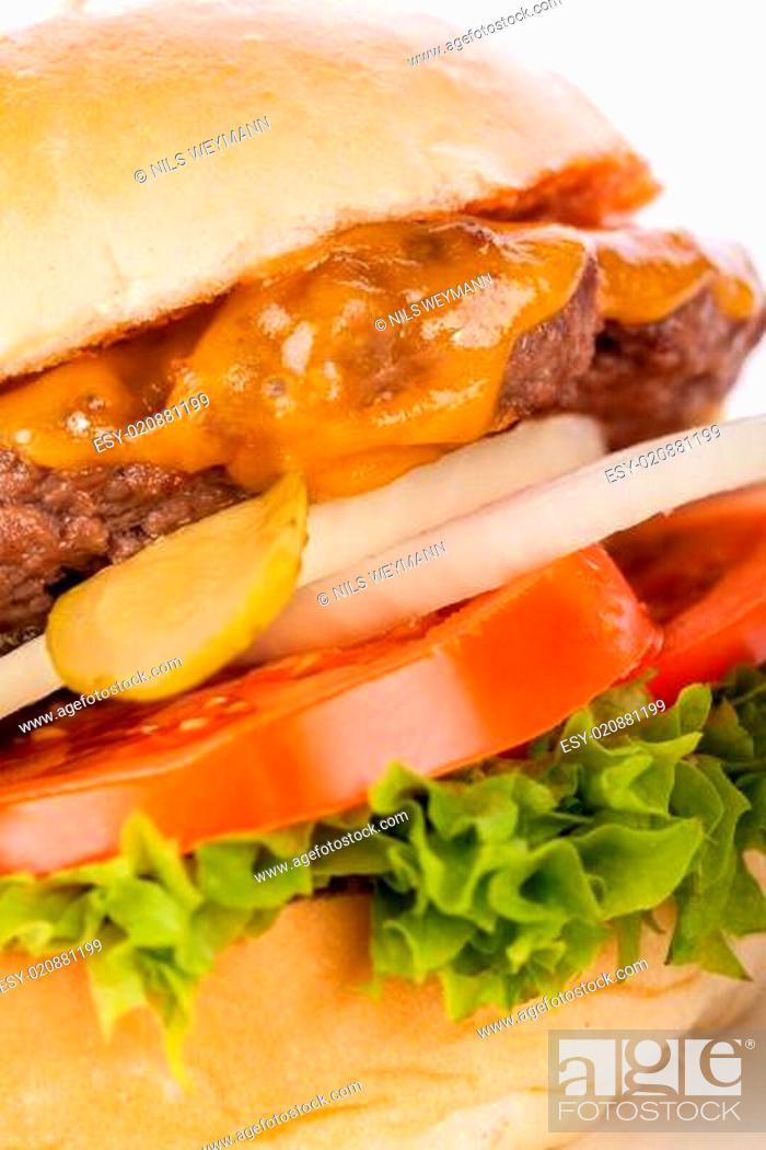 hamburger speck