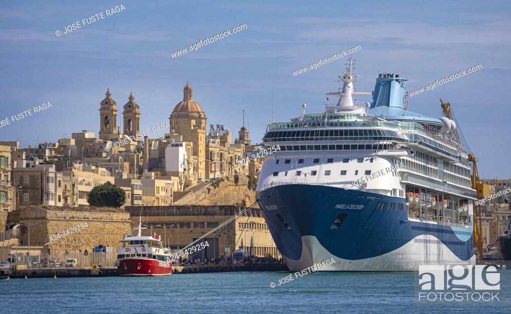 Imagen: Malta, La Valeta City, (W. H. ), Unesco, Cruiser.