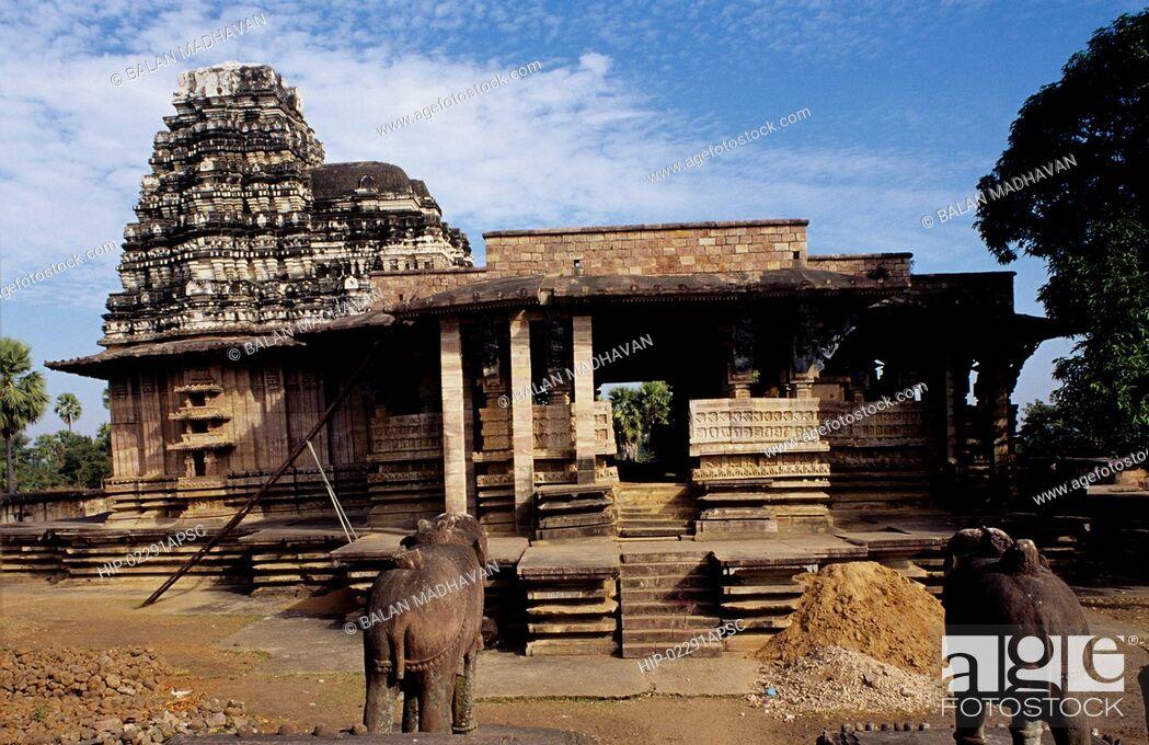 Imagen: RAMAPPA TEMPLE, PALAMPET, ANDHRA PRADESH, INDIA.