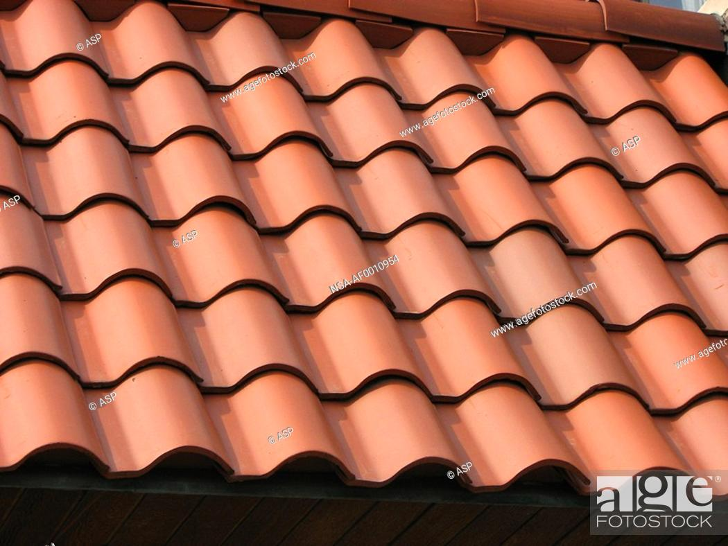 Stock Photo: roofing.