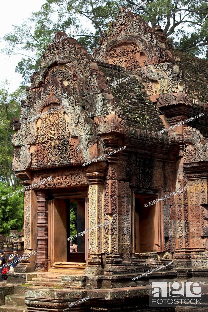 Stock Photo: Angkor Impression.