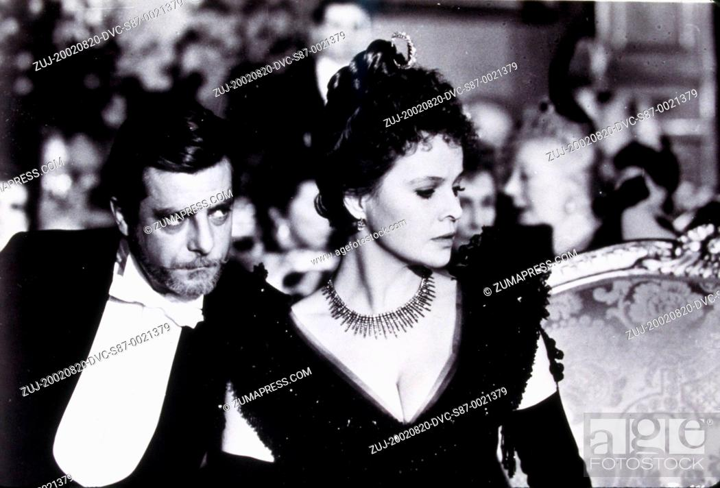 Stock Photo: 1976, Film Title: INNOCENT, Director: LUCHINO VISCONTI, Pictured: LAURA ANTONELLI, GIANCARLO GIANNINI. (Credit Image: SNAP/ZUMAPRESS.com).