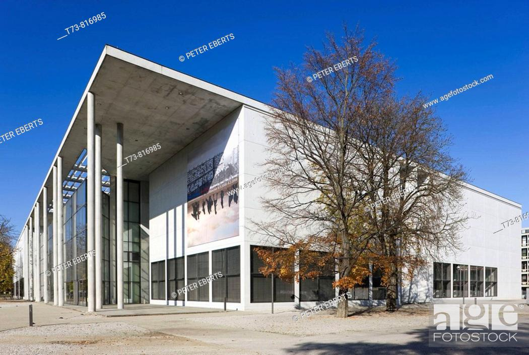 Museum Pinakothek Der Moderne Munchen Landeshauptstadt