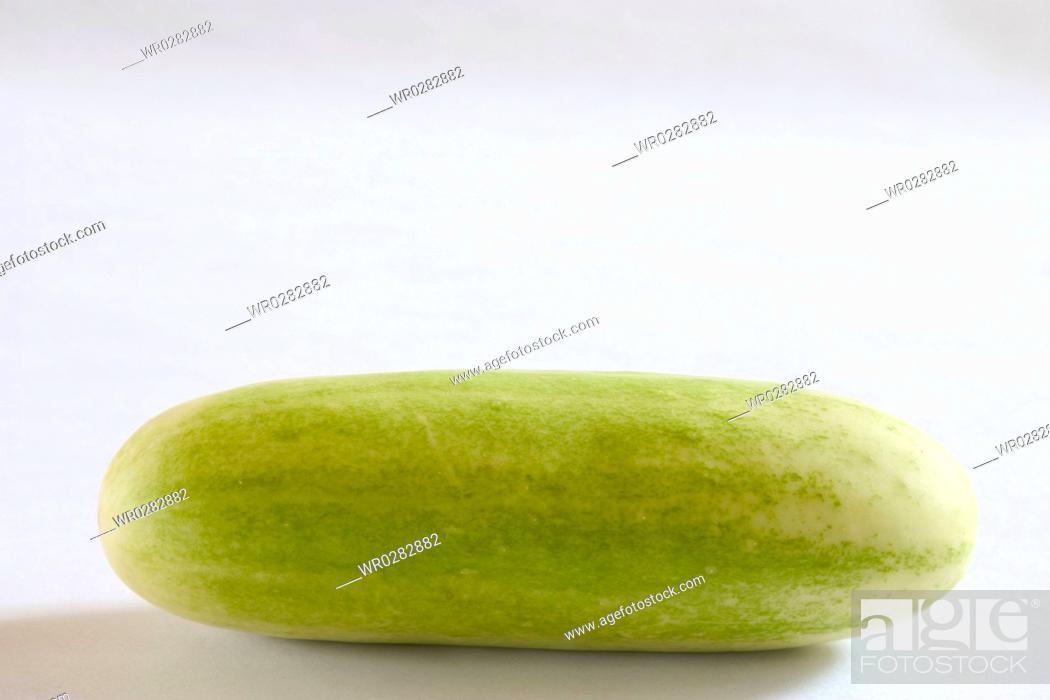 Stock Photo: Vegetable , cucumber kakdi , India.