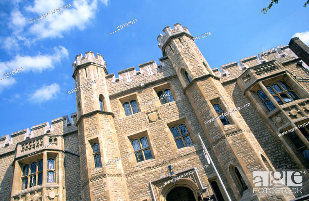 Stock Photo: Tower of London. London. England.