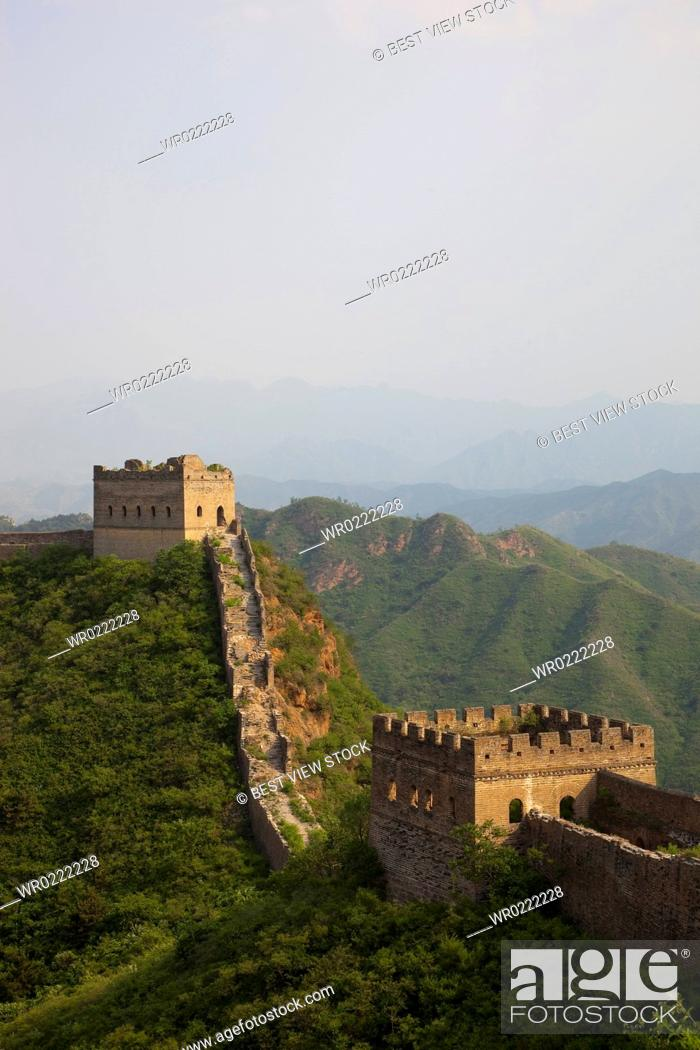 Imagen: Great Wall of China.