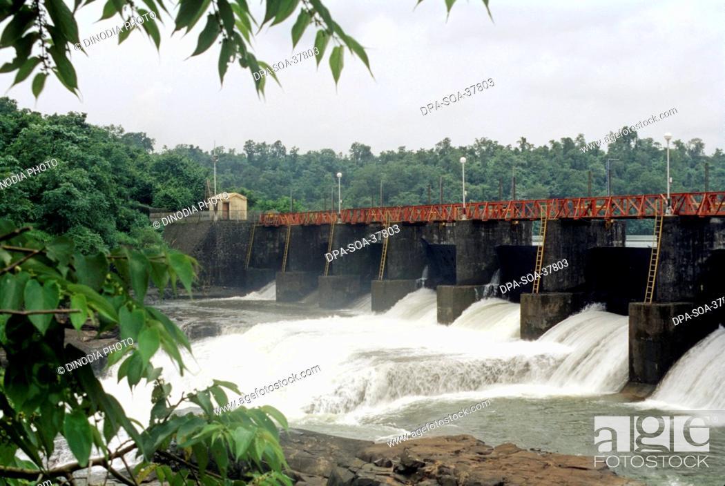 barvi dam maharashtra india stock photo picture and rights
