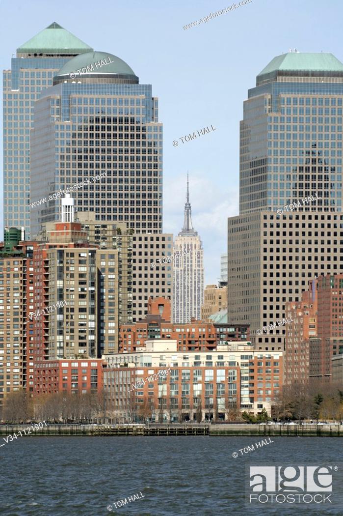 Stock Photo: New York Icons I.
