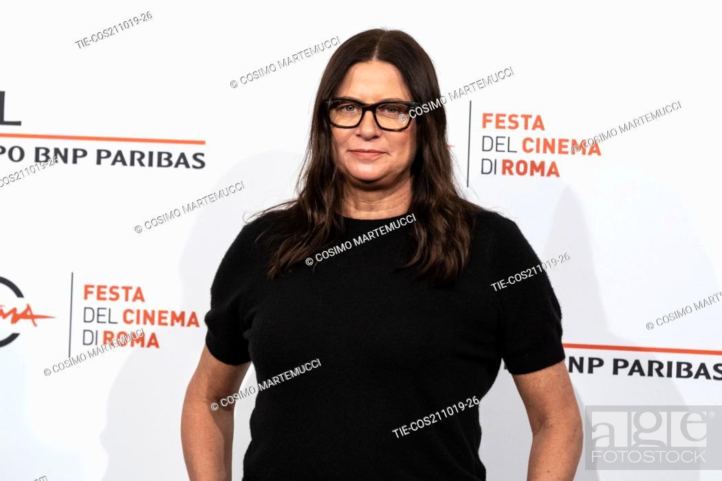 Imagen: Emma Tillinger Koskoff during 'The Irishman' film photocall at 14th Rome Film Fest, Rome, Italy 21/10/2019.