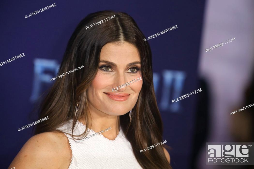 "Stock Photo: Idina Menzel at Disney's """"Frozen II"""" World Premiere held at the Dolby Theatre in Hollywood, CA, November 7, 2019. Photo Credit: Joseph Martinez / PictureLux."
