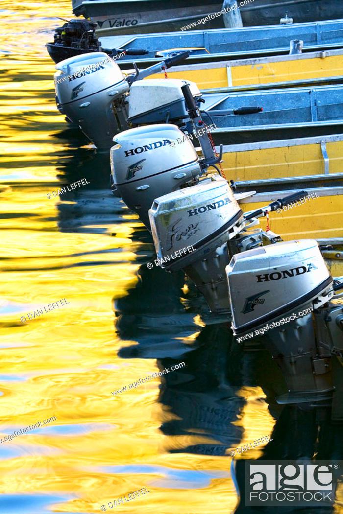 Stock Photo: Bishop Creek. California, USA.