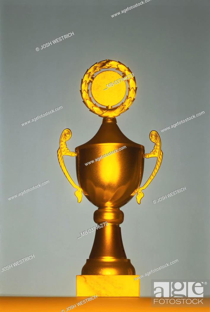 Goblet Golden Symbol Victory Success Profit Winner Goblet