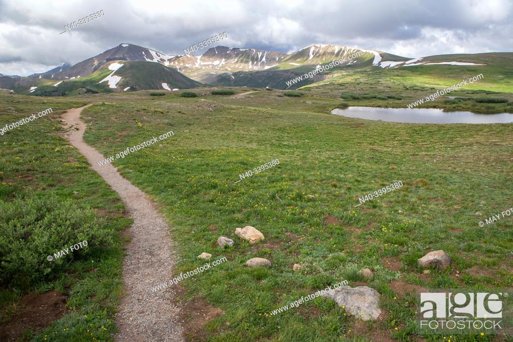 Imagen: Independence Pass, Aspen, Colorado, United States.