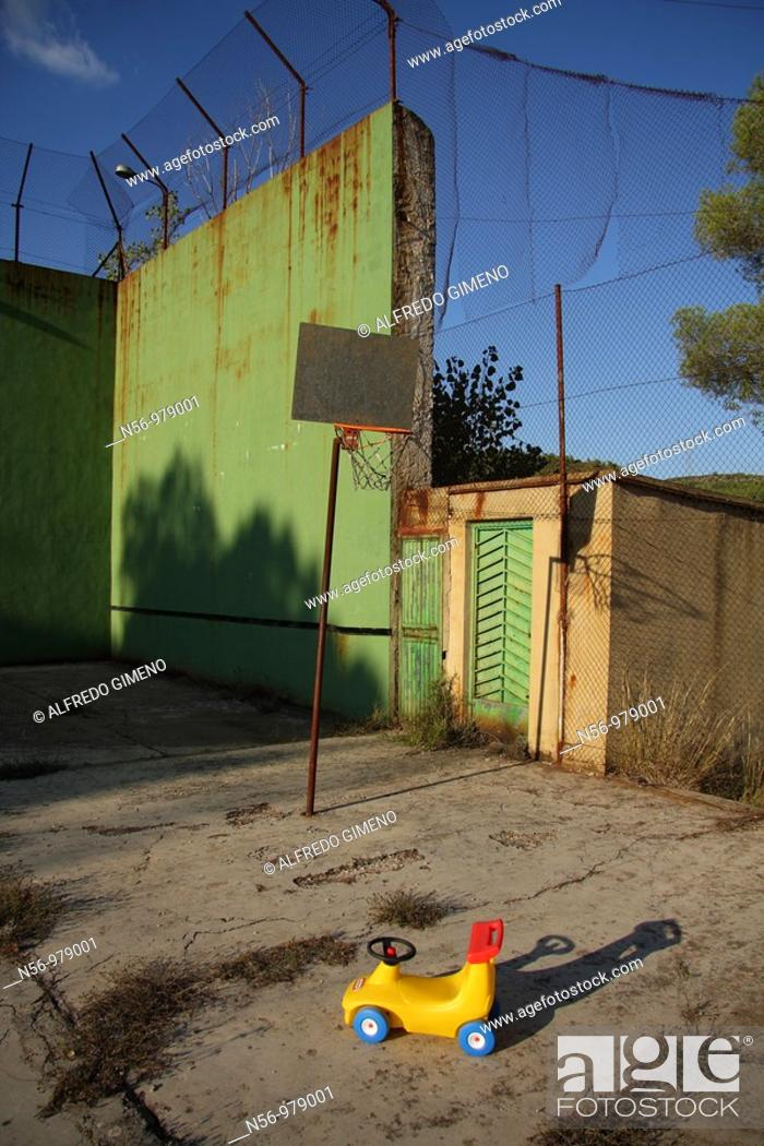 Stock Photo: Outdoor view.