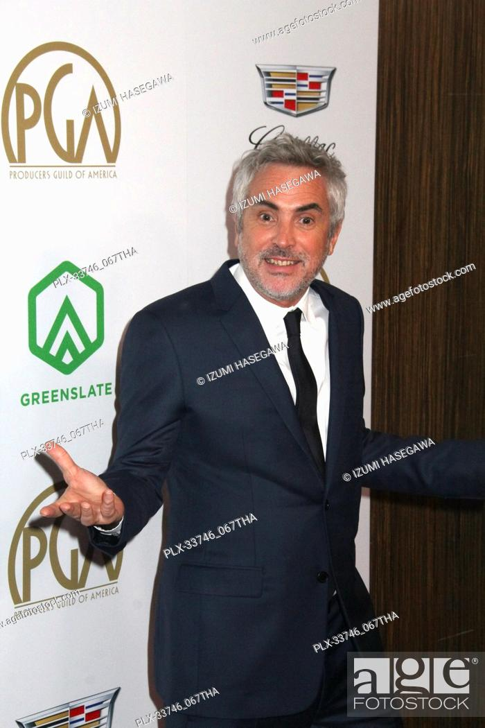 Alfonso Cuaron 01/19/2019 The 30th Annual Producers Guild