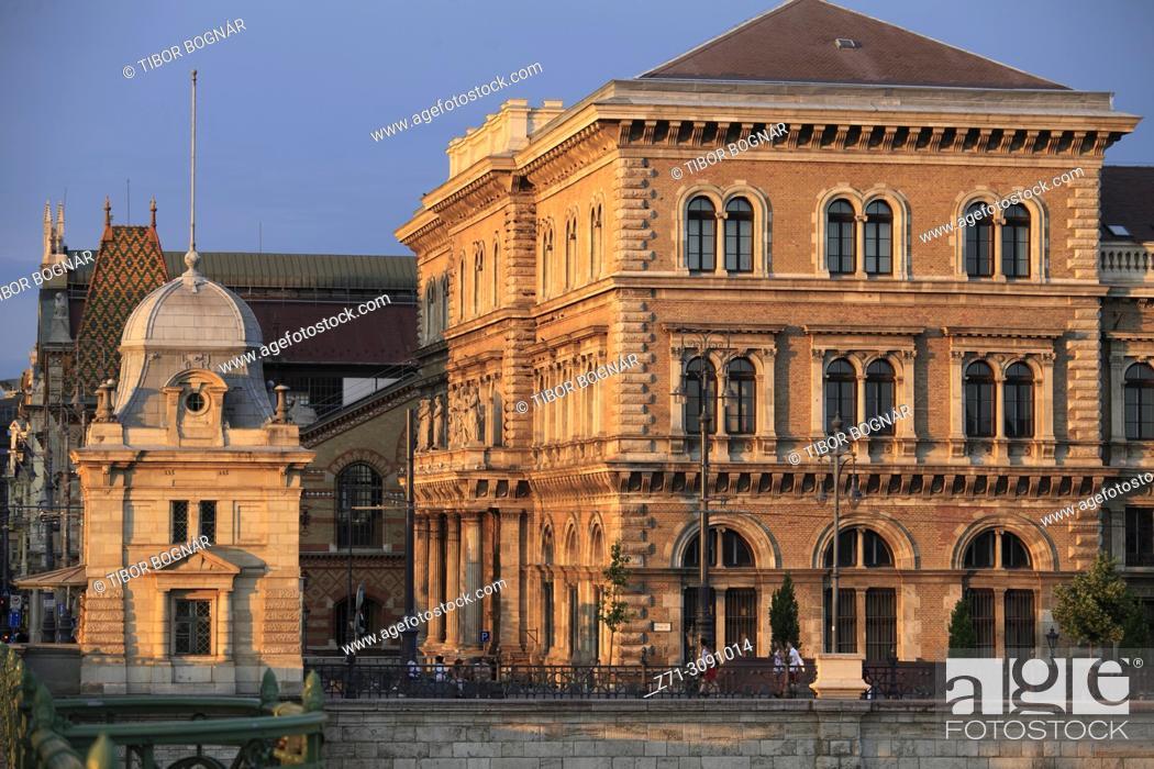 Imagen: Hungary, Budapest, Corvinus University, .