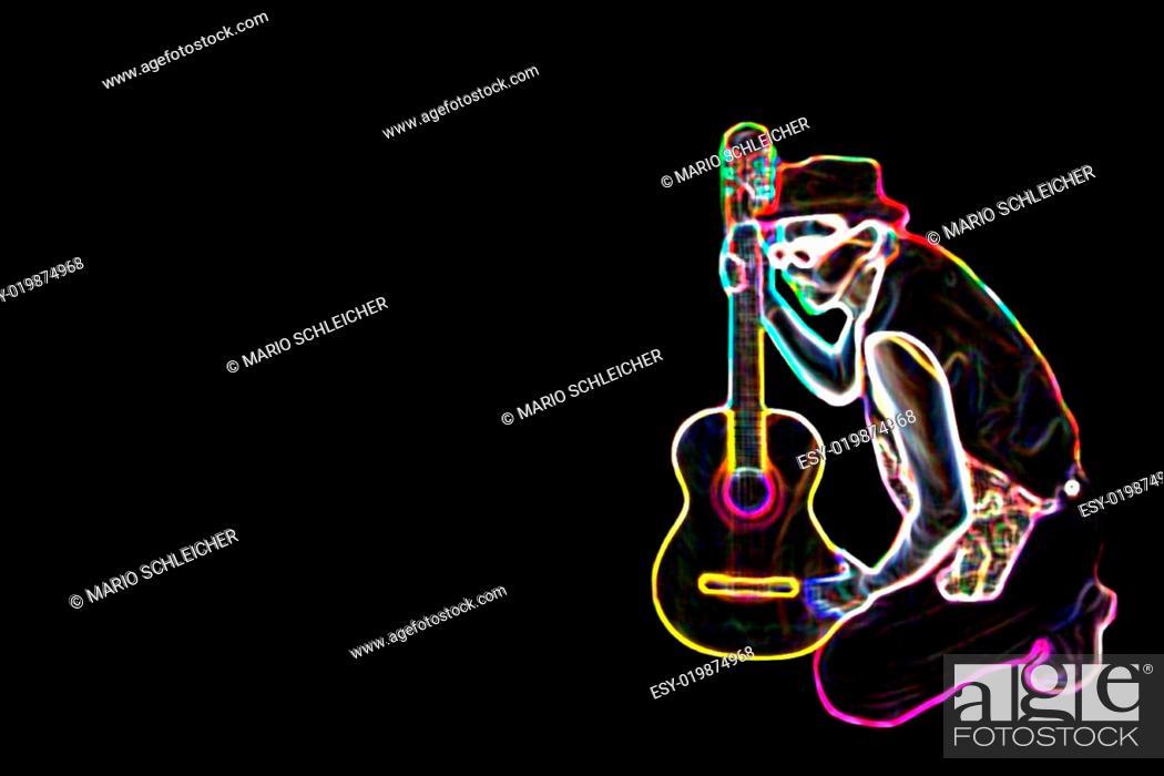 Imagen: Guitar Man 52.