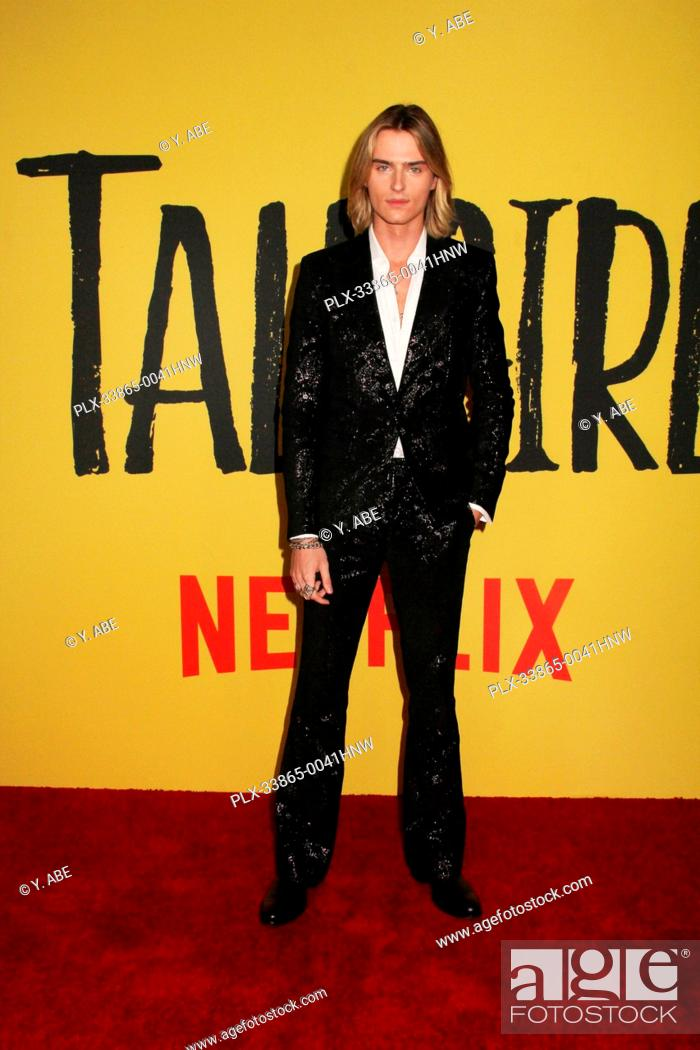 """Stock Photo: Luke Eisner 09/09/2019 The Los Angeles Special Screening of """"""""Tall Girl"""""""" held at the Netflix in Los Angeles, CA Photo by Y. Abe / HollywoodNewsWire."""