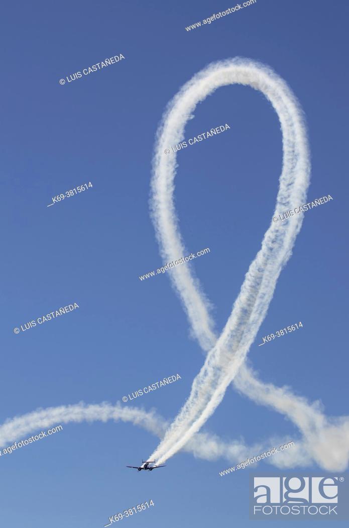 Stock Photo: Air Show. Homestead Air Force Base. Florida. USA.