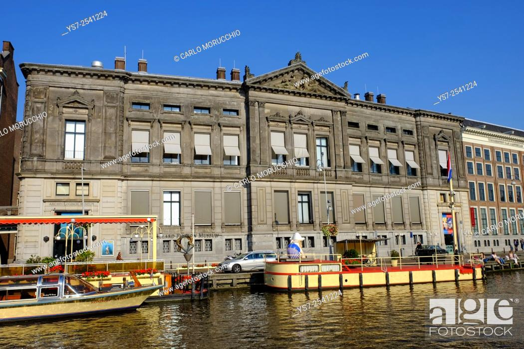 Allard Pierson Museum, the archaeological museum of the