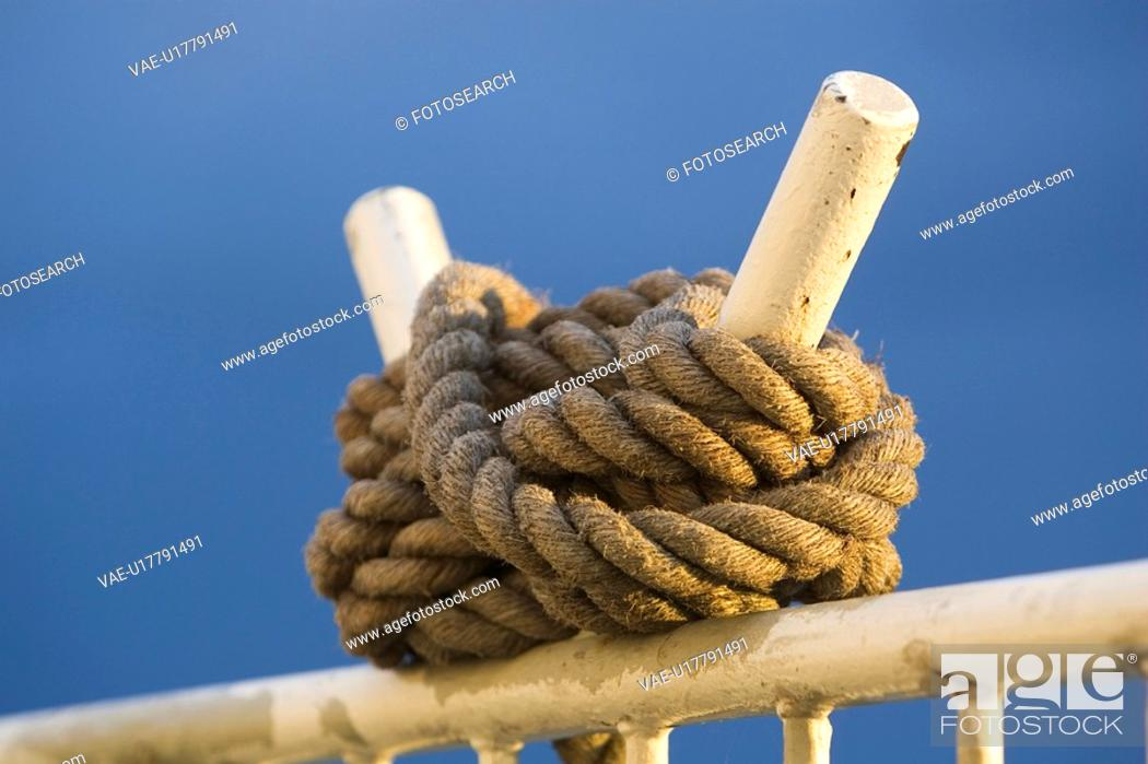 Stock Photo: Blue, Close-Up, Day, Metal.