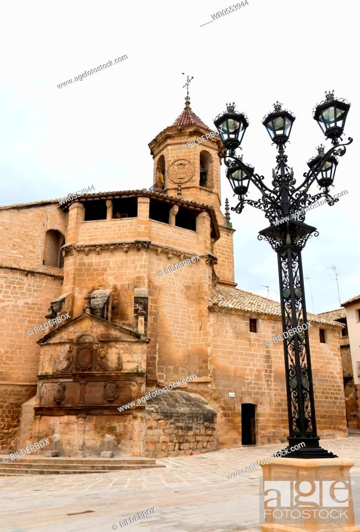 Stock Photo: The town of Ubeda in Andalusia, Spain.Always worth a visit.
