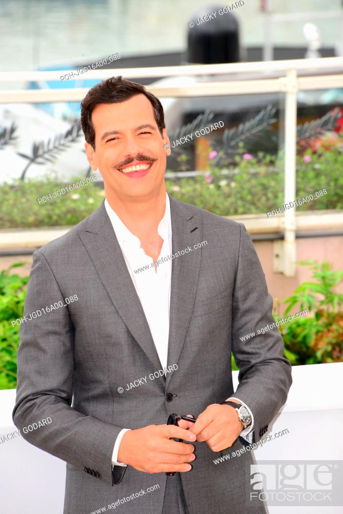 Stock Photo: Laurent Lafitte, master of ceremonies Photocall 69th Cannes Film Festival May 11, 2016.
