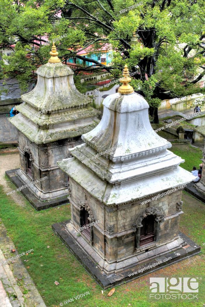 Imagen: Pashupatinath, Kathmandu, Nepal.