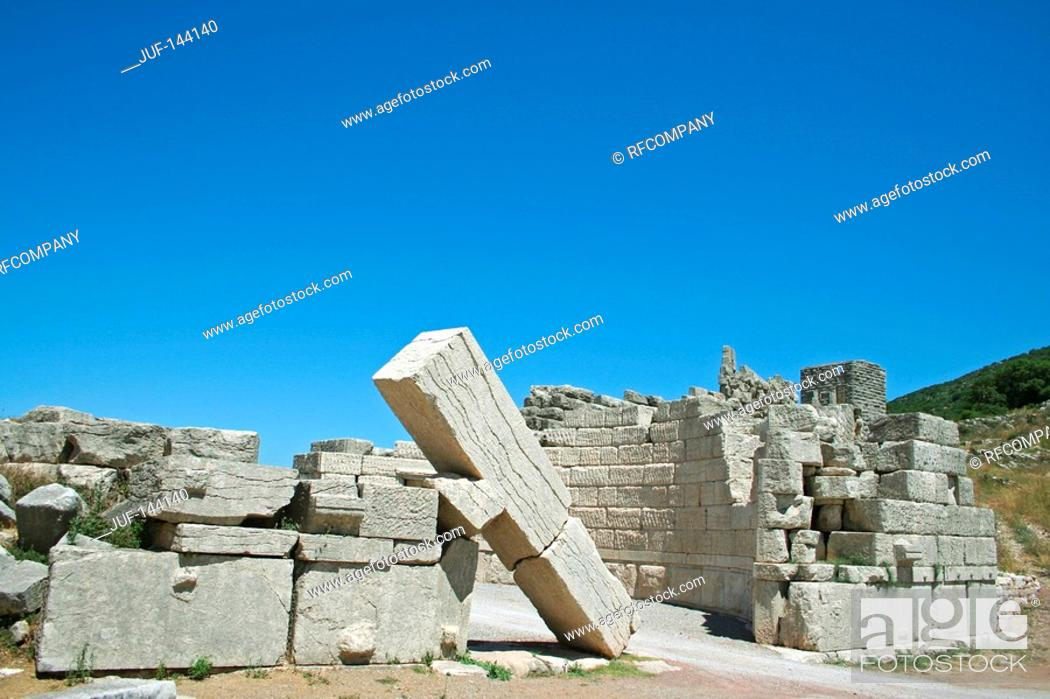 Stock Photo: Greece : Messini.