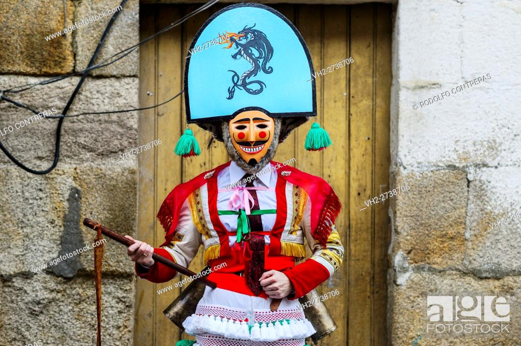 Stock Photo: Cigarron in Verín, Ourense.